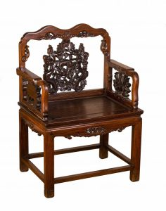 9470729-antique-hung-mu-chinese-chair